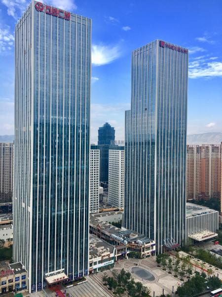 Wanda Realm Xining Over view